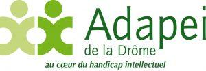 Logo adapei drôme