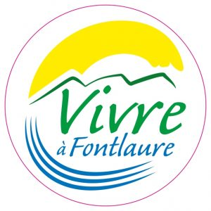logo vivre à Fontlaure